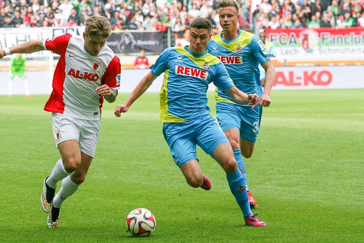 Jonas Hector - Nationalspieler vom 1.FC Köln (Fotoquelle: https://www.fussballnationalmannschaft.net/1-fc-koeln-trikots)