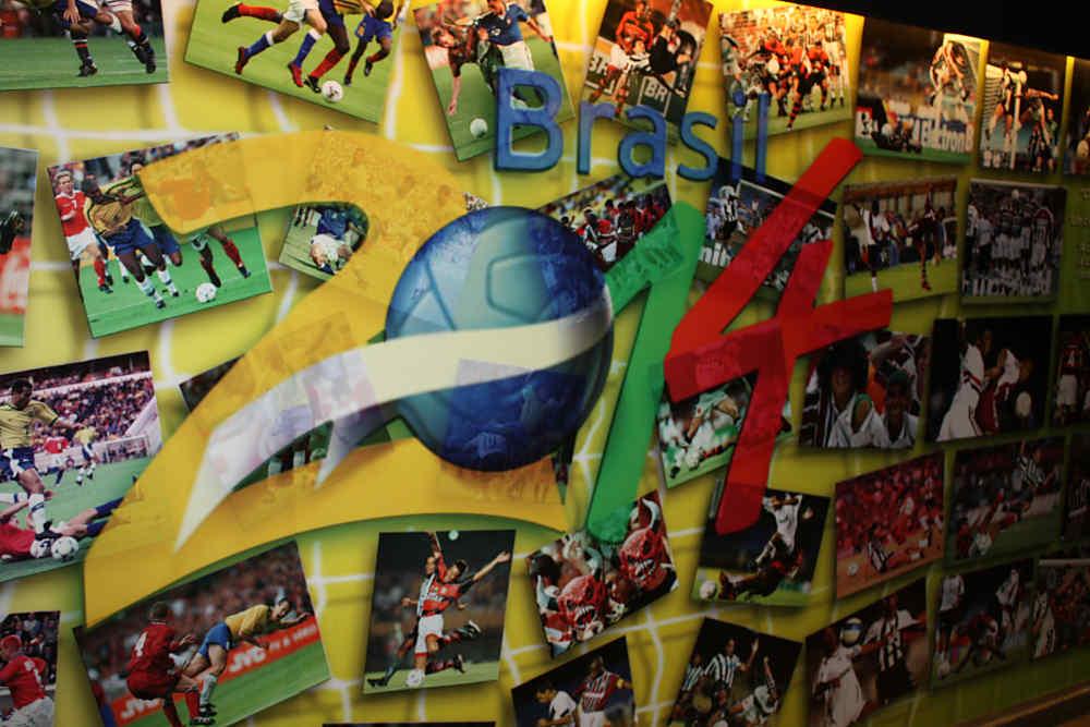 Bei der WM 2014 war Deutschland auch bei den Wettquoten Favorit (Fotoquelle: eigenes Archiv)